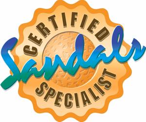 Sandals-Certified-Specialist
